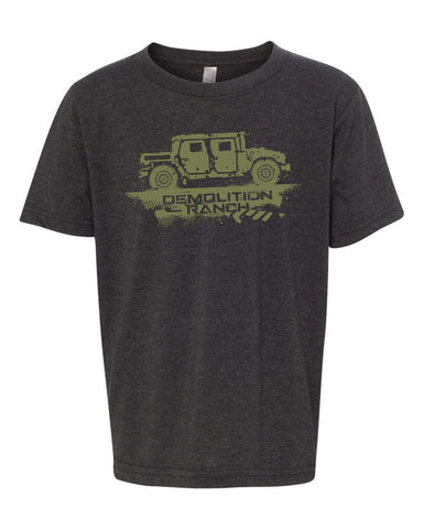 Youth Demo Ranch Humvee Tee