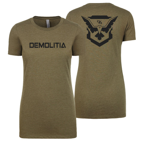 Women's Demolitia T-shirt