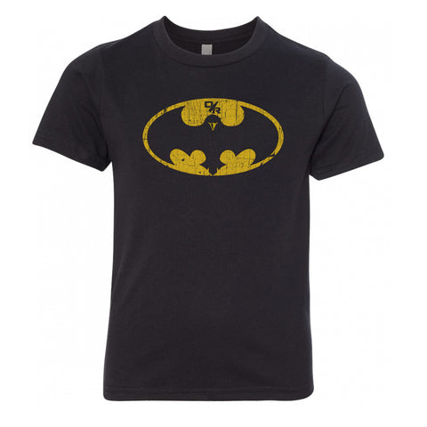 Demolition Ranch Youth Batman Shirt