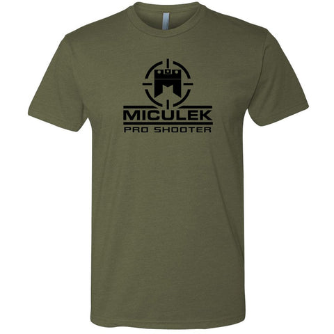 Jerry Miculek Pro Shooter Logo shirt