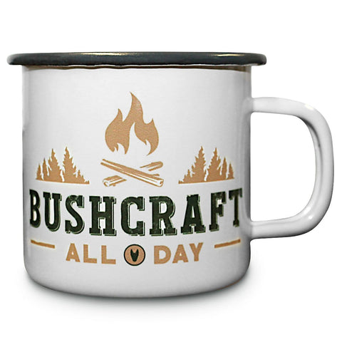 Joe Robinet Bushcraft Coffee Mug