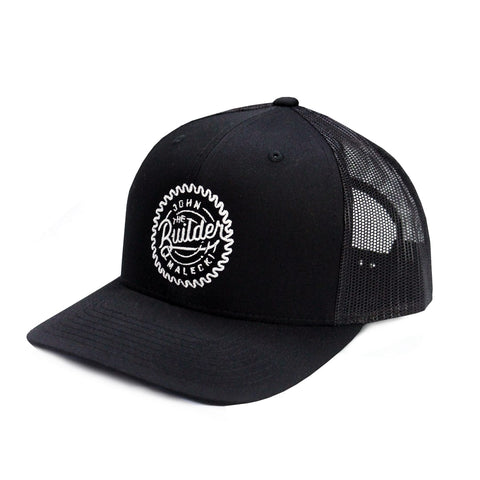 John The Builder Logo Hat