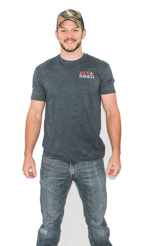 Voice of the Voiceless - Vet Ranch Midnight Navy t-shirt - Matt Carriker