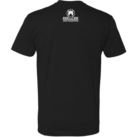 Jerry Miculeks Face Recognition pro shooter shirt