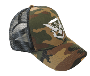 Demolition Ranch Logo Camo Hat