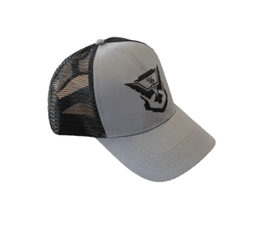 Demolition Ranch Logo Gray Hat