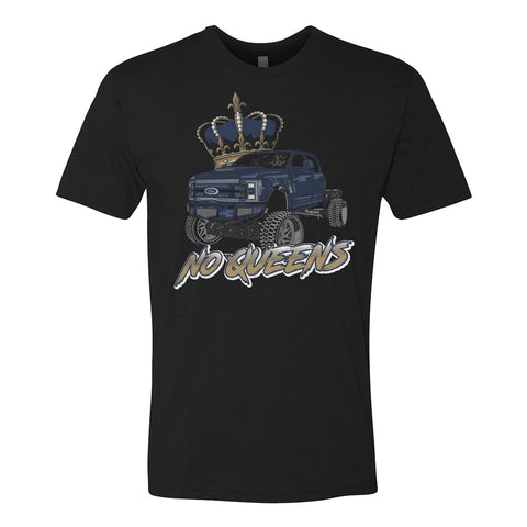 Whistlin Diesel No Queens T-shirt