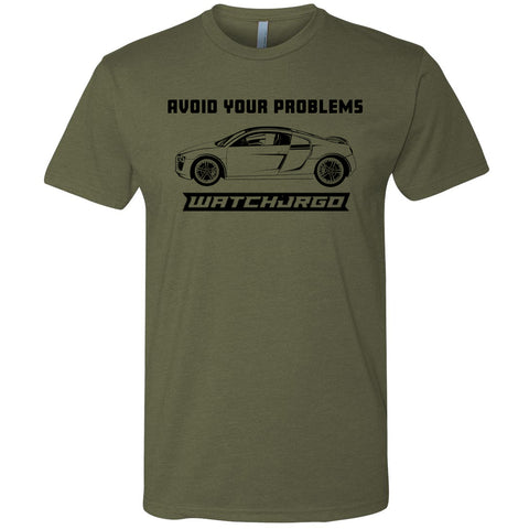watchjrgo Avoid Your Problems Shirt