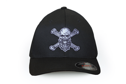 Robert Oberst Beard and Bones Flexfit Hat