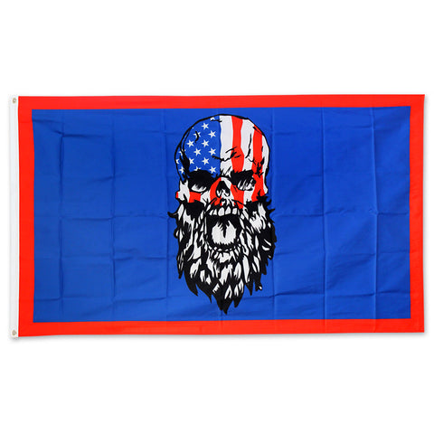 Robert Oberst American Monster Flag