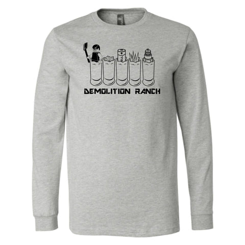 Demolition Ranch Shotgun Shells Long Sleeve Shirt