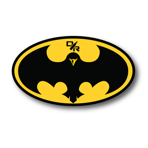 Demo Batman Sticker