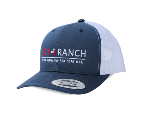 Vet Ranch Logo Hat
