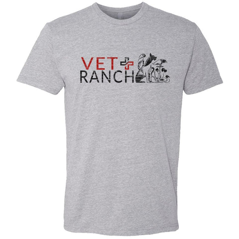 Animal House - Vet Ranch heather t-shirt