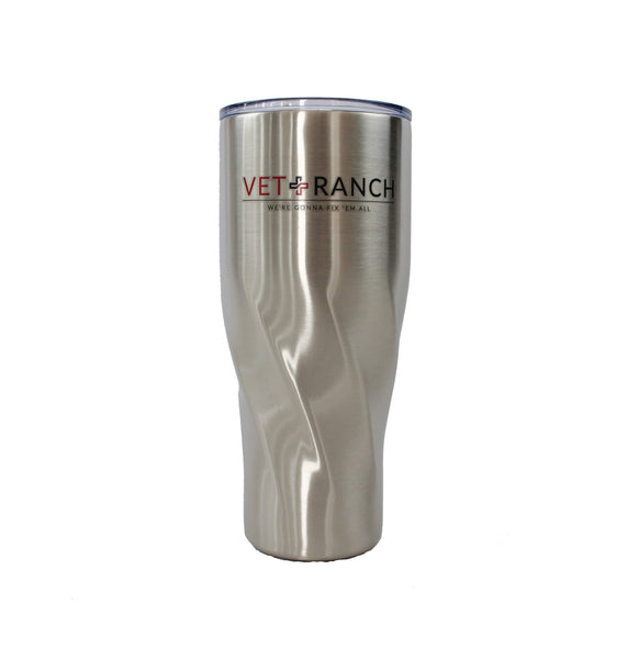 Vet Ranch Steel Tumbler