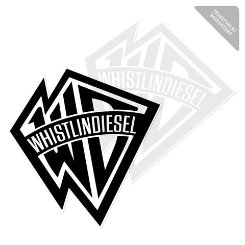 Whistlin Diesel Logo Decal