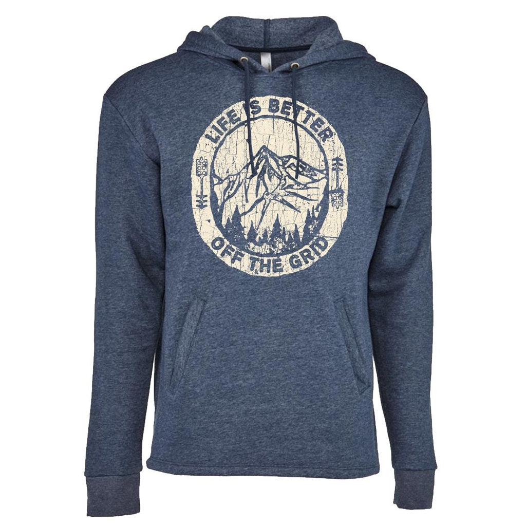 Off The Grid Performance Pullover Hoodie
