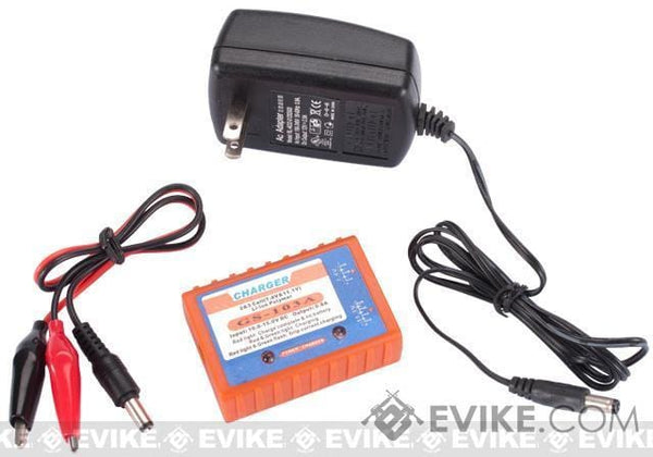Matrix Lipoly / LiIon Battery Smart Charger + BMS Unit (Standard / Universal Type)