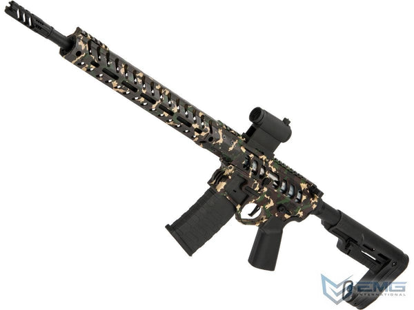 CERAKOTE DEMOLITION RANCH UDR-15 AR15 AIRSOFT AEG TRAINING RIFLE