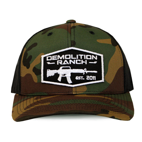 Demo AR Patch Hat