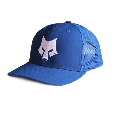 FULLMAG Royal Blue Logo Hat