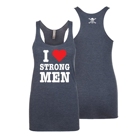 Strongmen Women's Tank