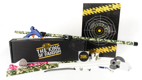 Laser Assisted Blowgun Kit