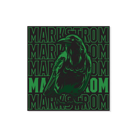 Markstrom TV Raven Sticker