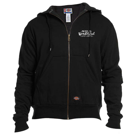 Wild Wonderful Off Grid Zip-up
