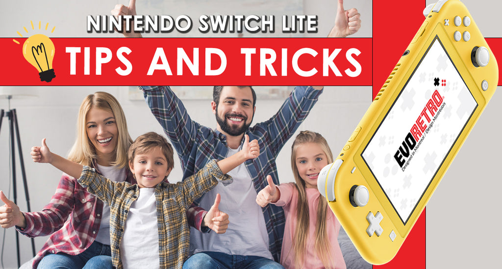 Nintendo Switch Lite Tips and Tricks