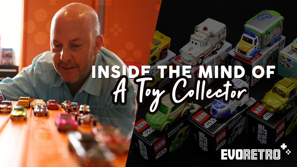 Inside The Mind of A Toy Collector