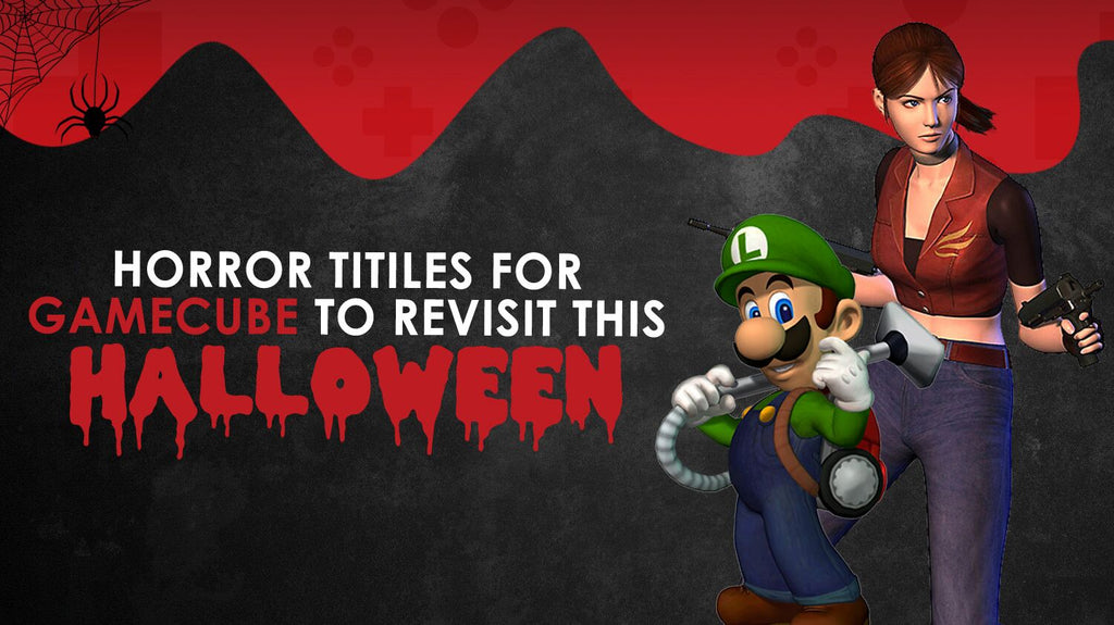 Horror Titles for GameCube to Revisit this Halloween