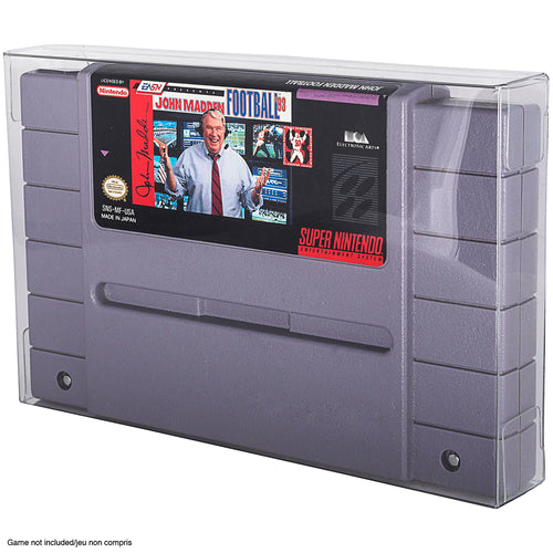 SNES CARTRIDGE Protectors - Pack of 25