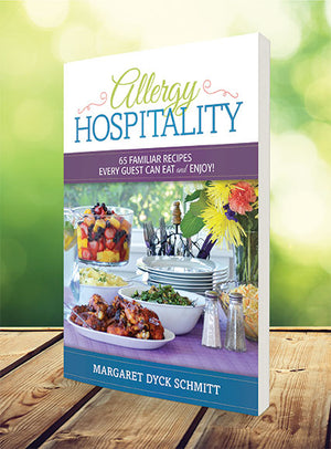 Allergy Hospitality Cookbook