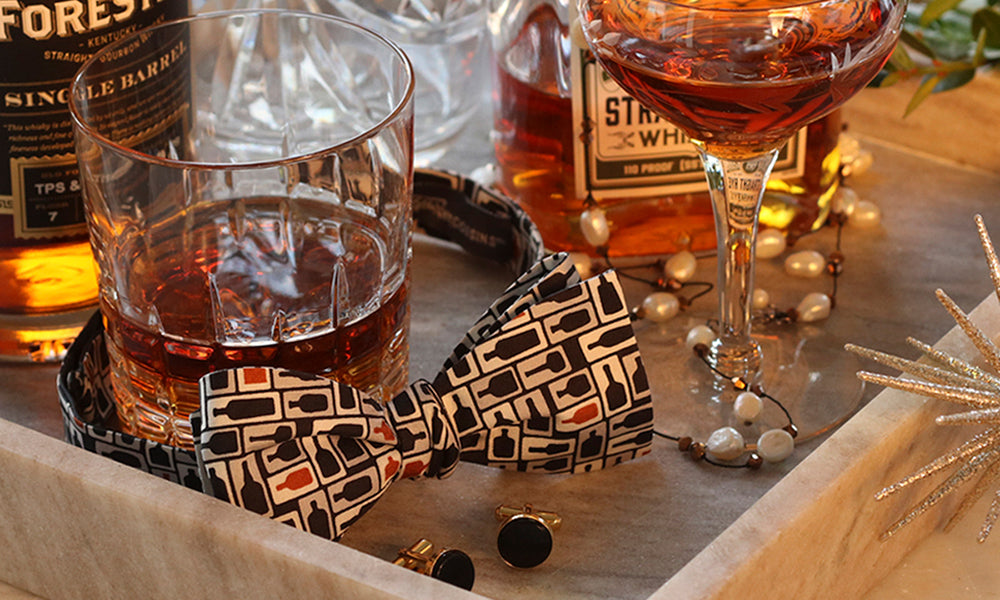 Bourbon Cousins launches debut collection of bow tie and neckties for bourbon enthusiasts
