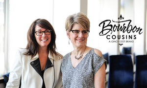 Pam Houston and Claudia Sandman launch a new brand, Bourbon Cousins.
