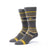 Bourbon Fest© Bow Tie + Sock Gift Set | Gold + Gray