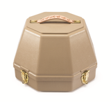KD-141A English Hat Box with Accessory Case