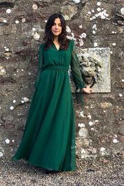 Amanda Maxi Dress - Soler London - Alex Al-Bader