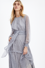 Amanda Tea Dress - Soler London - Alex Al-Bader