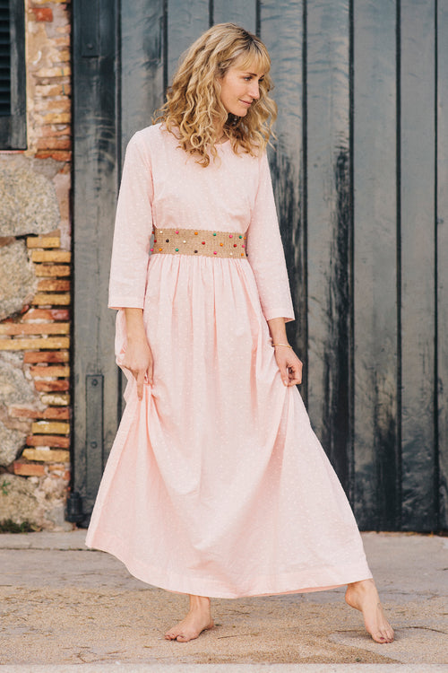 Camilla Closed Back Maxi Dress