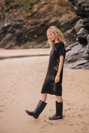 LA Column Dress - Soler London - Alex Al-Bader