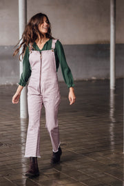 Mishari Zip-up Jumpsuit