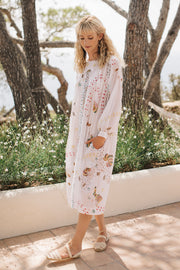 Romantic IV Balloon Sleeve Dress - Soler London - Alex Al-Bader