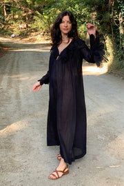 Romantic I Long Sleeve Kaftan - Soler London - Alex Al-Bader