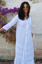 Agnes Button-up Dress - Soler London - Alex Al-Bader