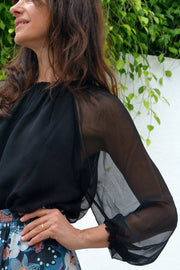 Raquel Peasant Top | Bespoke it!