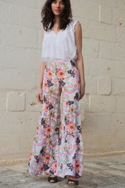 Ibiza Gathered Trousers - Soler London - Alex Al-Bader