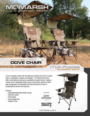 TACTICAL DOVE CHAIR