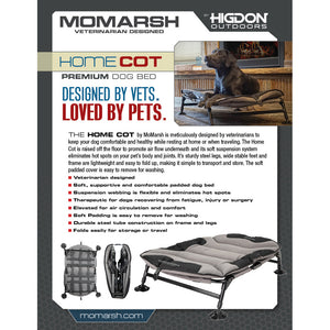 MOMarsh Home Cot